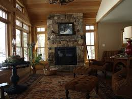 lakefront raised ranch transformed to lodge u2013 tony fallon
