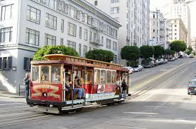 Cable Car Map San Francisco Cable Car Bell Ringing Winners Announced