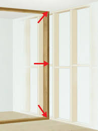 How To Build A Wall In A Basement by Plan And Prep Before Building A Non Bearing Stud Wall Diy