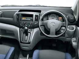 nissan vanette modified interior otti