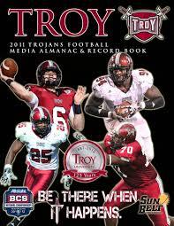 2011 troy football media guide by troy university athletics issuu