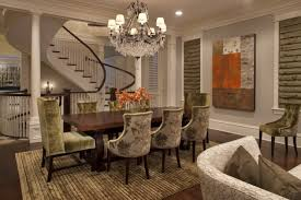 Exellent Contemporary Crystal Dining Room Chandel Chandeliers Home - Crystal dining room
