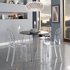 Louis Philippe Dining Room Furniture by Shop Philippe Starck Ghost Chair Armless For Only 125 At
