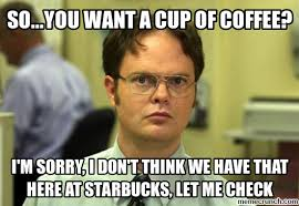 Funny Sorry Memes - 24 hilarious starbucks memes that are way too real