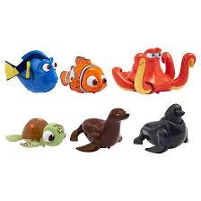 finding dory swigglefish characters target