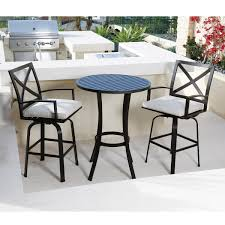 swivel counter stool terrace collection sunbrella cushions