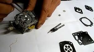 láncfűrész karburátor felépítése elvi működése tillotson hs