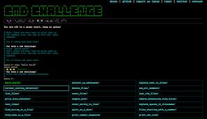 Challenge De Que Trata Commandline Challenge Bash Writeup Hackplayers