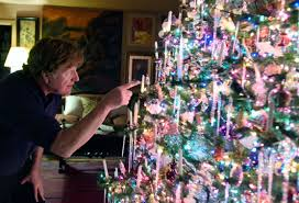 victorian tree has a christmas story for every ornament members