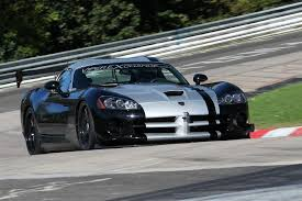 Dodge Viper Srt10 - dodge unleashes video of viper srt10 acr reclaiming position from