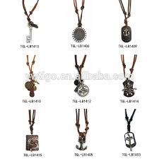 meaning necklace images Antique genuine leather key pendant necklace meaning buy key jpg