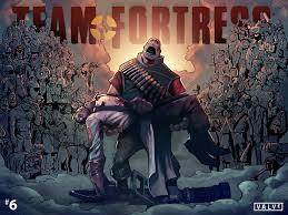 team fortress comics 6 is out the daily spuf
