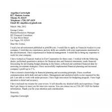 cover letter finance cover letter internship cover letter