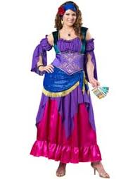 Halloween Costumes Women Size Gypsy Costumes Women Size Costume Craze