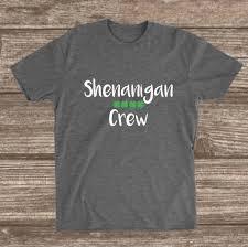 shenanigan crew st patricks day t shirt st patricks day shirts