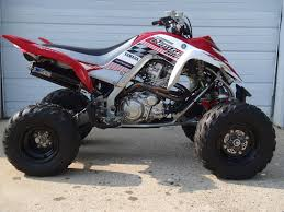 used 2008 yamaha raptor 700r se atvs in sanford nc stock number