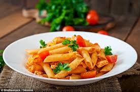 bong bach italy pasta sales fallen by 2 due to low carb diets daily mail