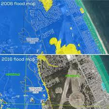 100 Year Floodplain Map New Flood Maps Downgrade Risk For 31 000 Coastal Properties Wunc