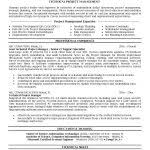 Resume Examples For Project Managers by Project Manager Resume Example Samples Resume Template 2017
