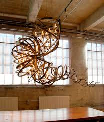 Chandelier Metal Portfolio Daniel Hopper Design