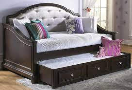 bernadette twin size upholstered daybed