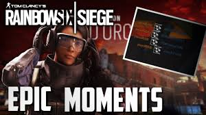ying 1v5 ace clutch and fastest ace ever r6s epic moments in r6s
