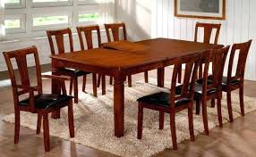 Oak Dining Table Chairs Oak Dining Table And 8 Chairs 8 Chair Dining Room Set Glass Table