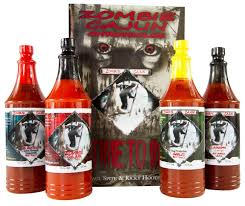 Gifts For Photography Lovers Amazon Com Zombie Cajun Sauce Gift Set Gourmet Basket