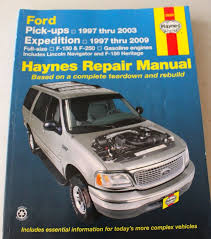 28 97 ford f250 service manual 100846 haynes repair manual