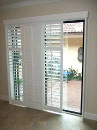 Window Dressings For Patio Doors Sliding Glass Doors Curtain Ideas Curtain Ideas For Patio