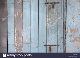 wood board wall and faded light blue wood board wall or door texture