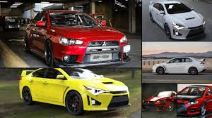 mitsubishi lancer evolution 2016 mitsubishi lancer all years and modifications with reviews msrp