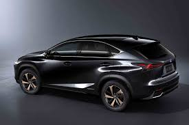 lexus rx 400h user guide 2018 lexus nx gets a refresh in shanghai motor trend