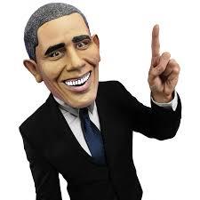 Barack Obama Halloween Costume Shop Masks Sale