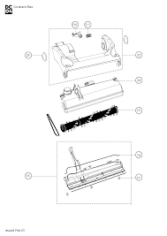 dyson dc04 exploded drawings schematic