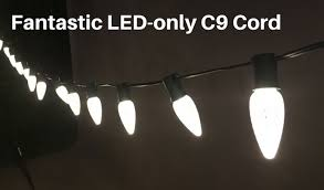 what are the best light bulbs what is the best cord for c9 led bulbs