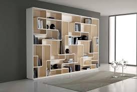 contemporary bookcase oak snake by giuseppe bavuso bross italia