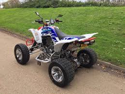 2003 yamaha raptor 660r road legal loads of extras in arundel