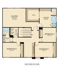 Hacienda Floor Plans The Hacienda Plan 2720 New Home Plan In Casa Bella At Damonte