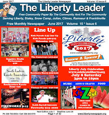 Chatham Medical Specialists Primary Care Siler City Nc Liberty Leader June 2017 By Kevin Bowman Issuu