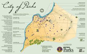Louisville Map Parklands Of Floyds Fork Further Promotes Louisville U0027s U0027city Of