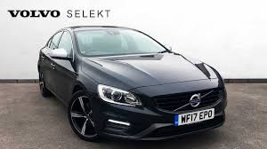 volvo selekt used volvo s60 r design lux nav for sale rac cars