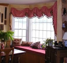 Kitchen Bay Window Curtain Ideas by 58 Best Window Treatment Images On Pinterest Curtain Ideas