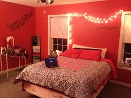Red Bedrooms by Cheetah Print And Red Bedroom Video And Photos Madlonsbigbear Com