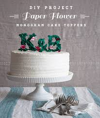 a and we re cake topper diy cake topper design sponge