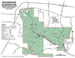 Castlewood State Park Trail Map by It U0027s Not Work It U0027s Gardening Rockwoods Reservation