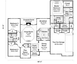 2 Bedroom Floor Plans With Basement Ranch House Floor Plans With Basement U2014 Bitdigest Design What To