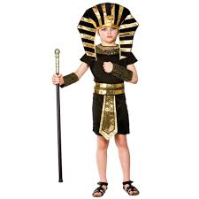 kids boys girls egyptian cleopatra pharaoh queen book day fancy