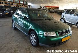 audi a3 1998 for sale 1998 left audi a3 green metallic for sale stock no 47544