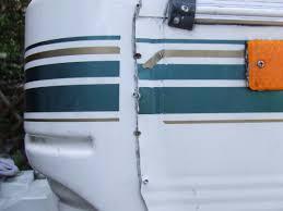 Caravan Awning Rail Protector Ray U0027s Caravan Repair